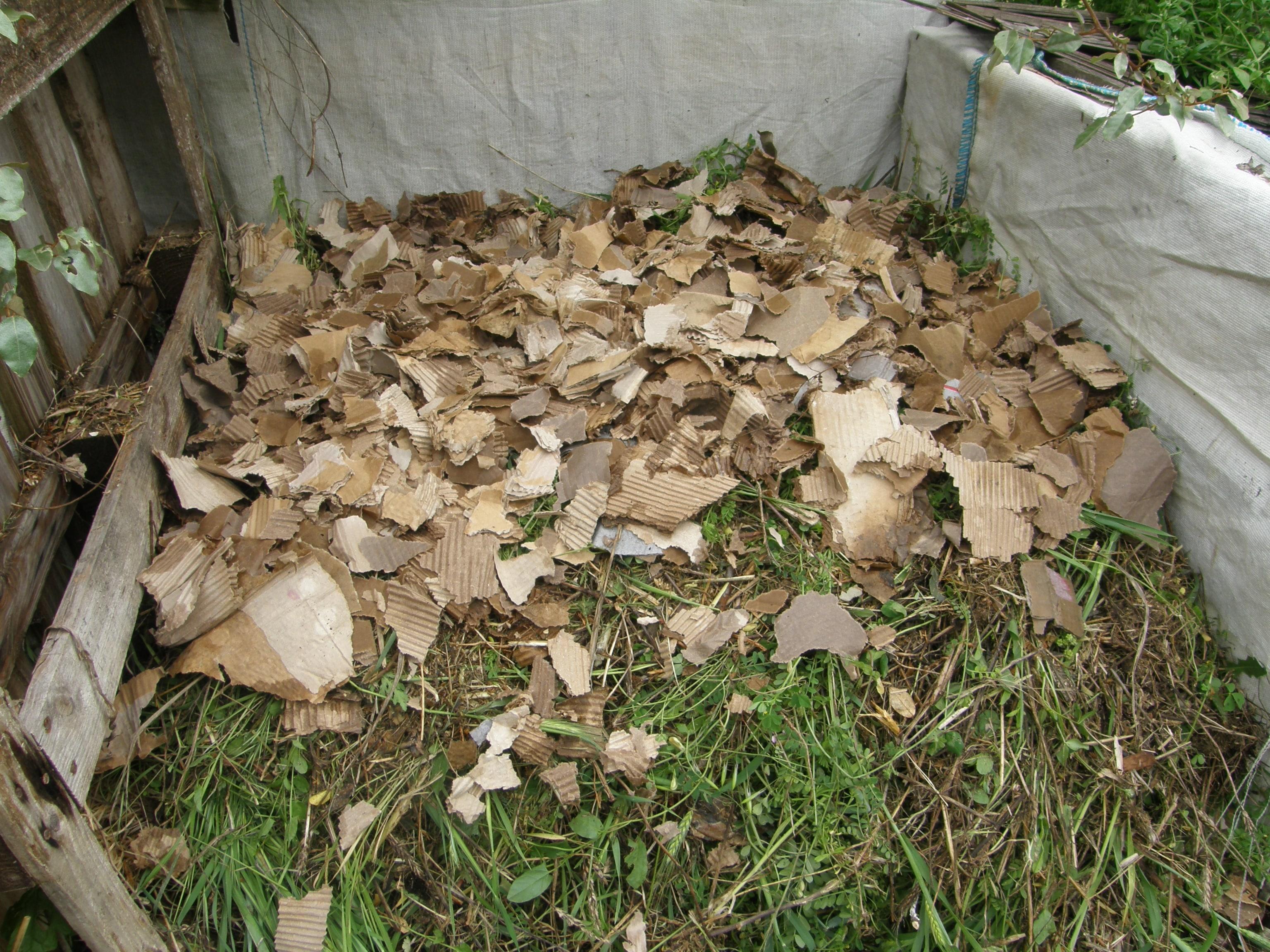 Compost : mise en oeuvre