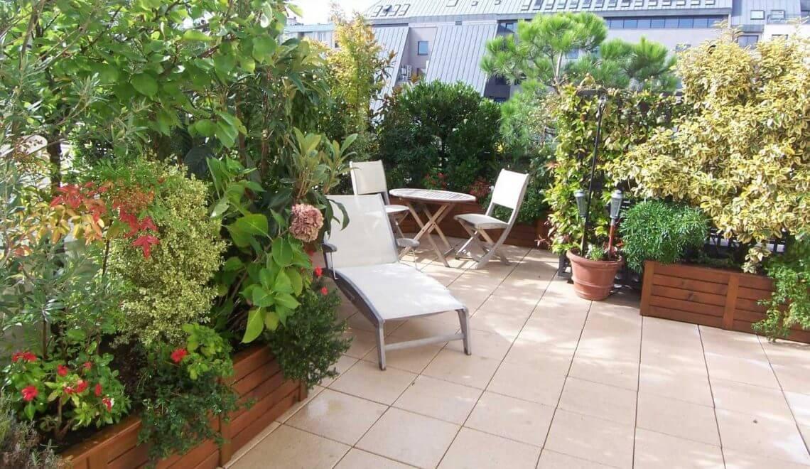 Comment transformer un balcon en un jardin ?